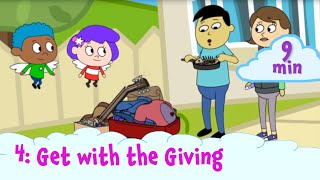 Get with the Giving: Tzedakah (Episode #4)