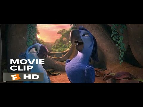 Rio 2 MovieClips Tree Nest