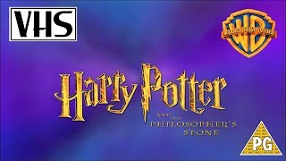 Video Opening to Harry Potter and the Philosopher's Stone UK VHS (2002) MP3, 3GP, MP4, WEBM, AVI, FLV Desember 2018