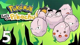 Northernlion Plays: Pokemon: Let's Go: Pikachu! [Episode 5] (Twitch VOD)