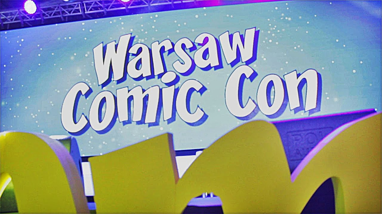 Warsaw Comic Con Fall edition
