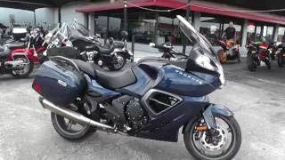 9. 578238 - 2013 Triumph Trophy SE - Used motorcycles for sale