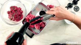 Electric Meat Grinder Demo Video Icon