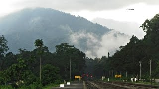 Dooars India  city photo : Indian Railway Journey through the hills and forests of Dooars