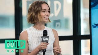 """Brigette Lundy-Paine says the Netflix series, """"Atypical,"""" is relatable to society, so she loves to see how people react to the series."""