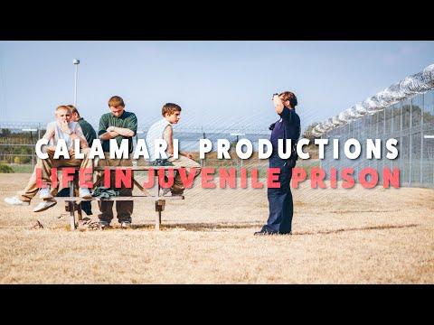 Prison Documentary Raw Footage: Attempted Escape/Life in Segregation -- Juvenile Prison