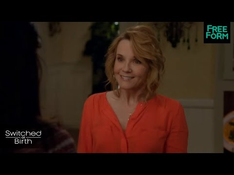Switched at Birth 3.19 (Clip 'New York, New York!')
