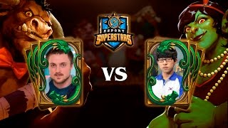 Kranich vs Forsen, game 1