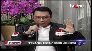 Video Dialog: 'Perang Total' Kubu Jokowi MP3, 3GP, MP4, WEBM, AVI, FLV Februari 2019