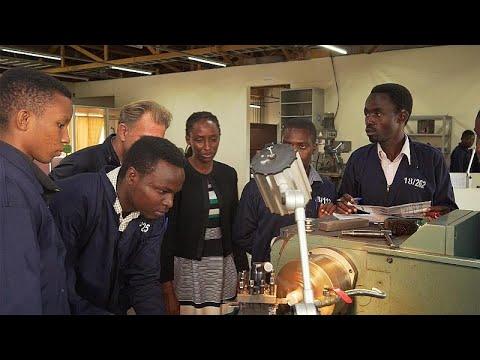 Ruanda: Wie Japan Fachkräfte für eine aufstrebende Wirtschaft ausbildet