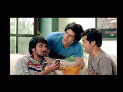 Ranbir kapoor virgin mobile best funny video ads