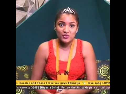 Big Brother Naija: Gifty says she wasn't in love with Soma