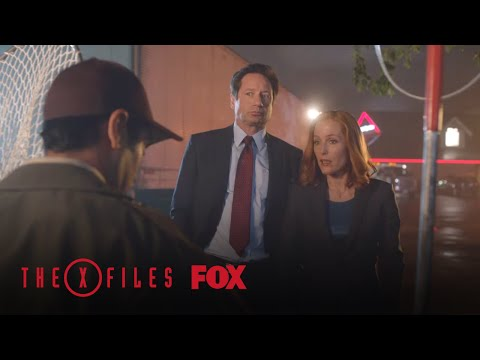 The X-Files 1.03 (Clip 'A Fresh Kill')