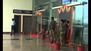 Angry Official Ousts Madhuri From Bhopal Airport Vip Lounge .mp4