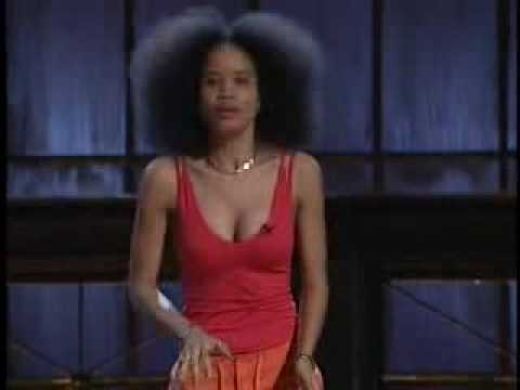"Def Poetry: Staceyann Chin- ""If Only Out Of Vanity"" (Official Video)"