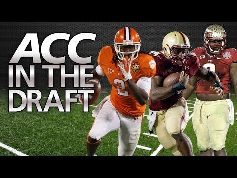 Renaldo Wynn Breaks Down the ACC in the NFL Draft