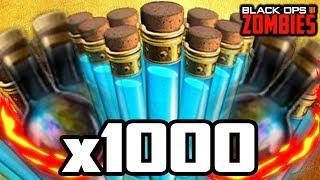 1000 NEBULIUM PLASMA ELIXIR OPENING! (BLACK OPS 4 ZOMBIES RARE OPENING)
