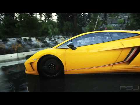 Driveclub - Lamborghini DLC Trailer
