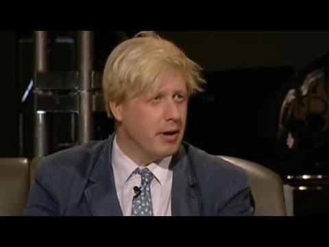 Boris Johnson   Interview & Lap   Top Gear