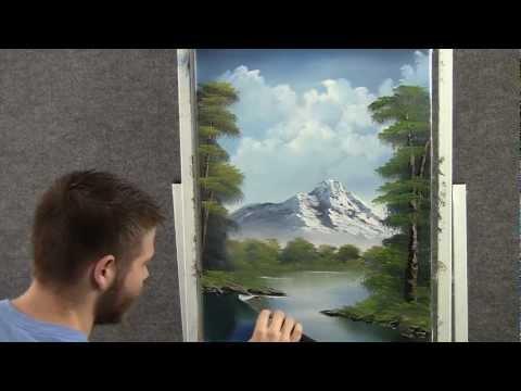 Lær at male landskab med Kevin Hill