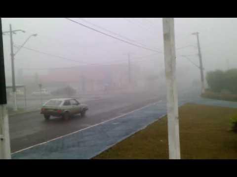 Neblina em ibema