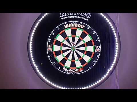 Dartboard LED Lightning, LED Beleuchtung, LED Ringlight DIY