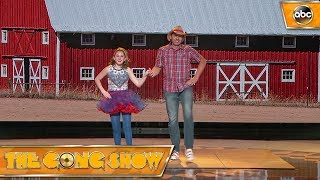 Watch this act, Percussive Dance, from The Gong Show 1x4 Celebrity Judges: Ed Helms Alison Brie Will Arnett Watch more acts on The Gong Show Thursdays at 10...