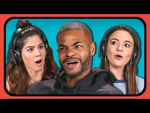 YOUTUBERS REACT TO WALMART YODEL BOY