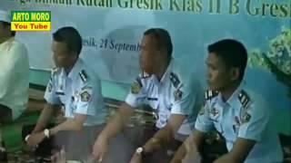 Pengajian LUCU KH.Anwar Zahid di RUTAN GRESIK