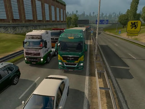 More Traffic More Trucks Big Update v2.5 By TruckZone