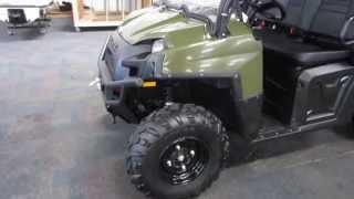 6. 2010 Polaris Ranger 500 H O    UU065 023