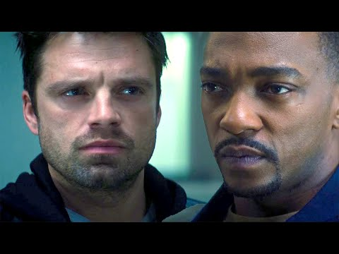 The Falcon and the Winter Soldier Trailer #2