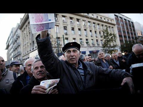 Ελλάδα: Στο Μέγαρο Μαξίμου αντιπροσωπία των συνταξιούχων