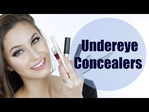 concealer - A bunch of under eye concealer reviews - from Dior to Clinique to Maybelline! Something for everyone :) Read Undereye Concealer Smackdown #1 here! http://www...