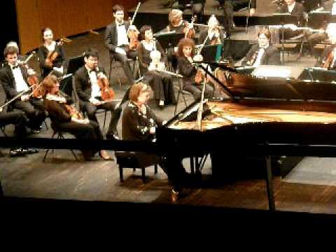 Brigitte engerer plays Rachmaninov - italian polka