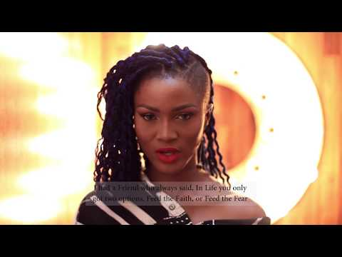 "VIDEO: Eva Alordiah - ""Feed The Faith"""