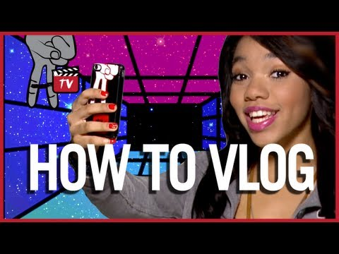 How To Make a Vlog with Teala Dunn - How To Be A YouTube Star Ep. 1