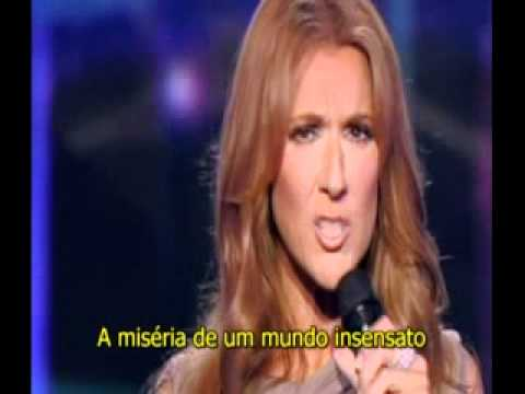 Celine Dion Immensité (en Portugues)