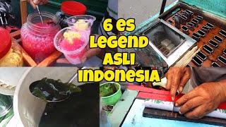 Video Sebutkan nama 6 es legenda ini! jajanan 90an yg dulu harganya murah banget! | Indonesia street food MP3, 3GP, MP4, WEBM, AVI, FLV Januari 2019