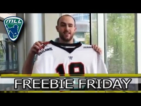 MLL Freebie Friday 5.17.2013_Lacrosse, NLL National Lacrosse League. NLL's best of the week