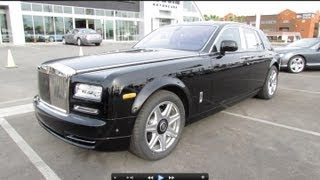 Nonton 2013 Rolls Royce Phantom Series II Start Up, Exhaust, and In Depth Review Film Subtitle Indonesia Streaming Movie Download