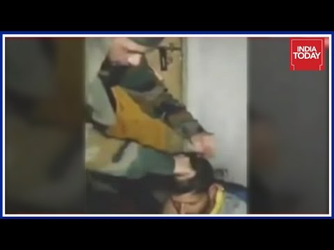 Video Video Of Hizbul Terrorists Torturing Army Informer Emerges In Kashmir download in MP3, 3GP, MP4, WEBM, AVI, FLV January 2017
