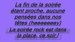 LMFAO - Party Rock Anthem -Traduction Française