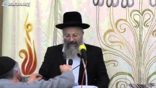 """הרב שמואל אליהו – פרשת יתרו (ה'תשע""""ד)"""