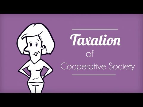 FAQ on Taxation of Cooperative Society