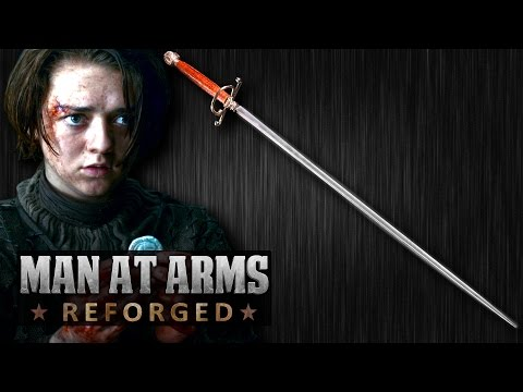 Arya s Needle Game of Thrones  MAN AT ARMS