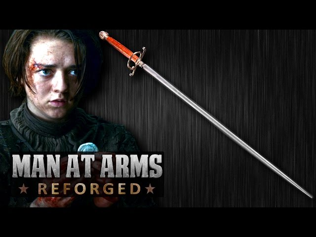 Arya's Needle (Game of Thrones) - MAN AT ARMS