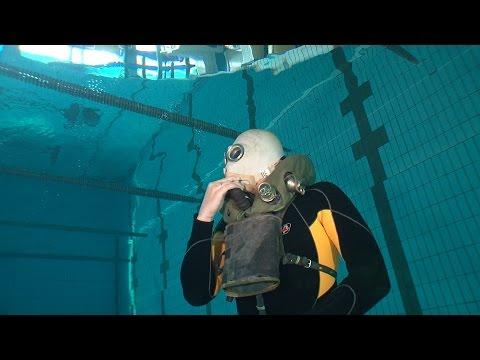 Средство спасения танкистов из под воды.