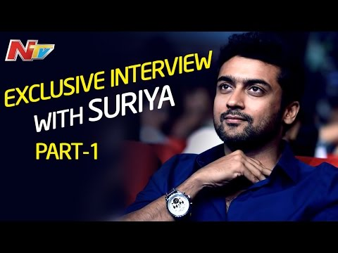 Special Interview with Actor Surya