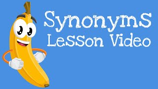 https://www.patreon.com/homeschoolpop In this first grade language arts learning lesson you will learn synonyms, how to spot them and identify them.